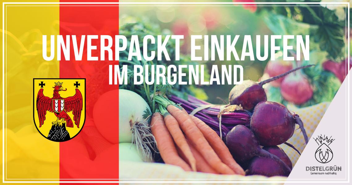 Titelbild Unverpackt einkaufen im Burgenland